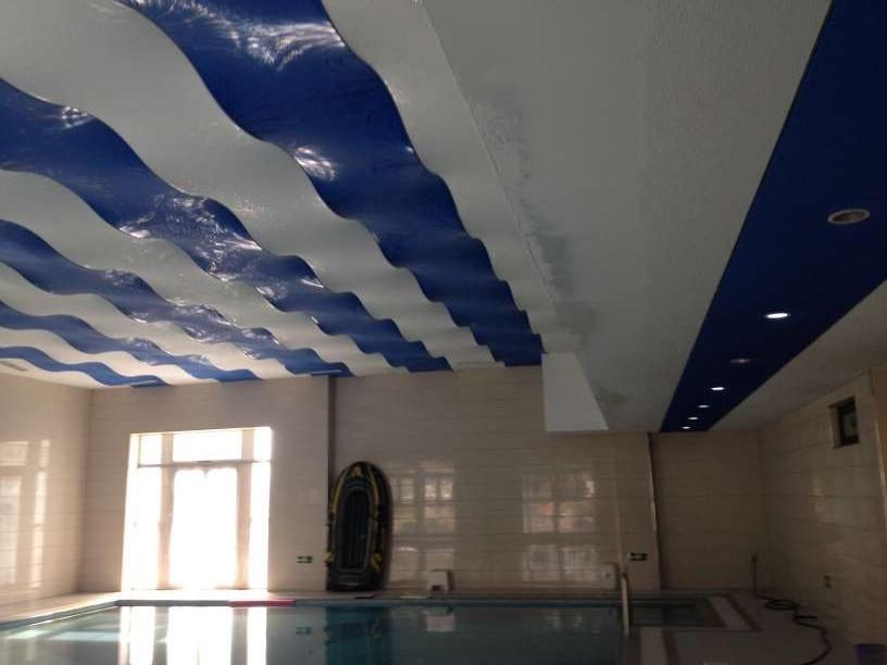 幼儿园泳池